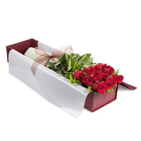 Rose in Presentation Box