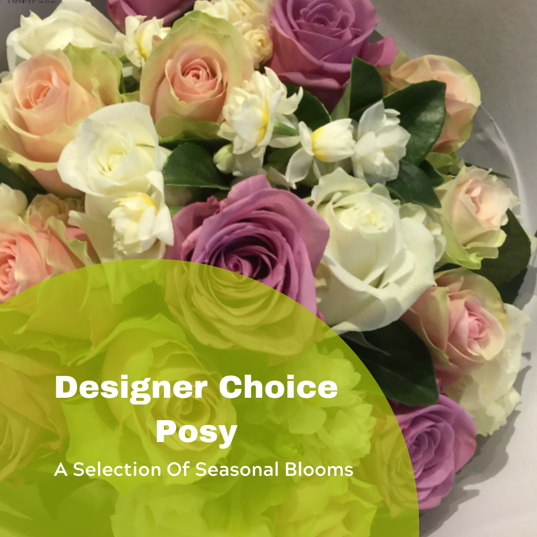 Designer`s Choice Posy